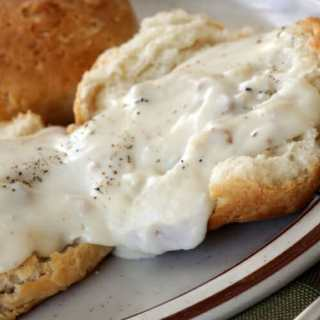 How To Make Gravy for Biscuits