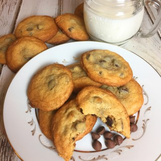 Best Damn Easy Chocolate Chip Cookies