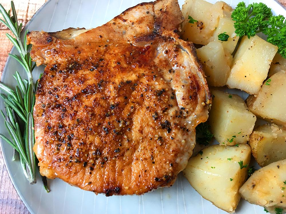 Instant Pot Pork Chops Recipeteacher
