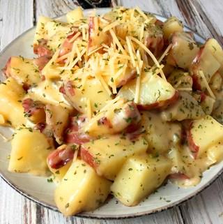 Instant Pot Parmesan Ranch Potatoes