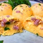 Instant Pot Ham and Cheddar Egg Bites Recipe.