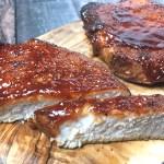 Instant Pot BBQ Boneless Pork Chops