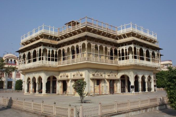 City Palace Jaipur Inde