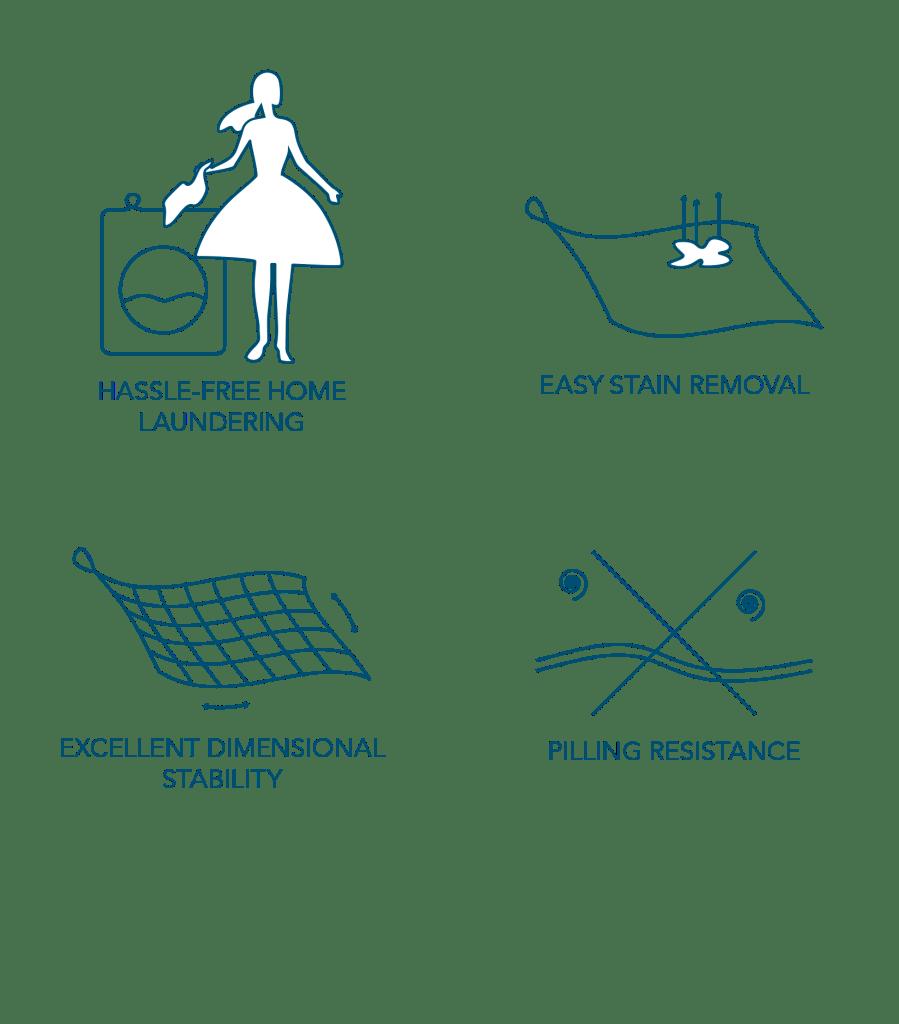naia by eastman fibra de acetato