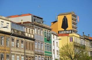 Façades de Porto, Sandeman