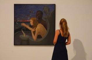 Tableau de la galerie nationale d'art moderne de Prague