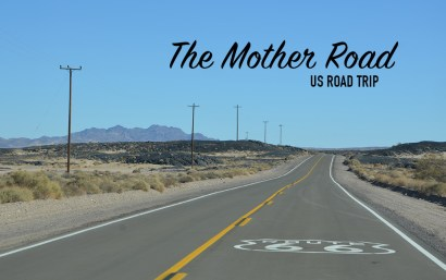 Route 66, US road trip