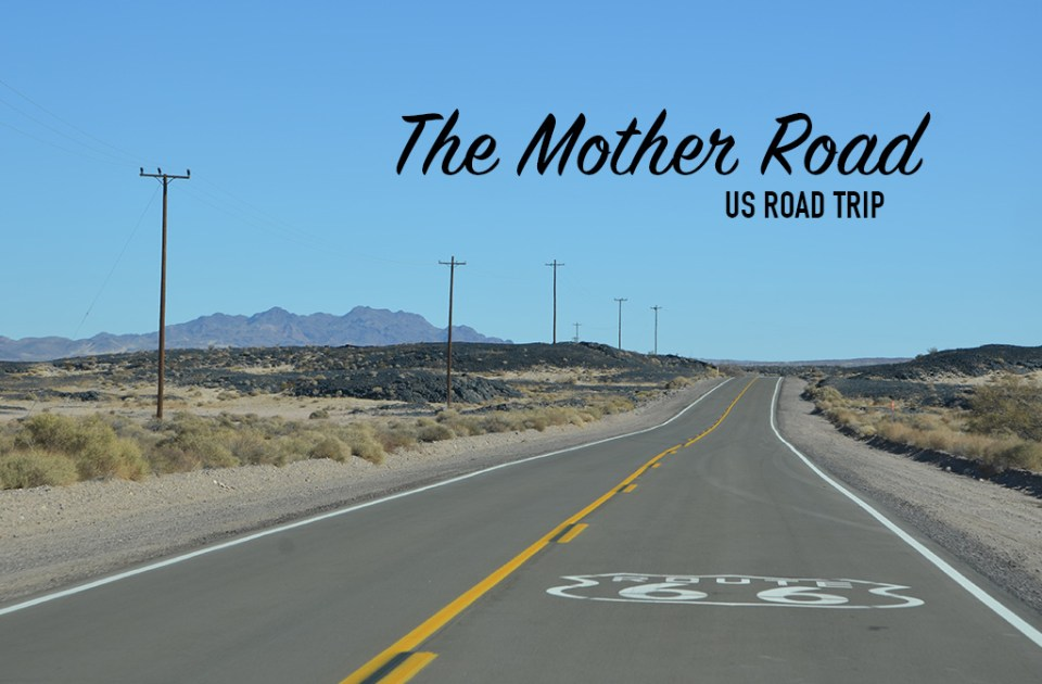 route 66 usa road trip