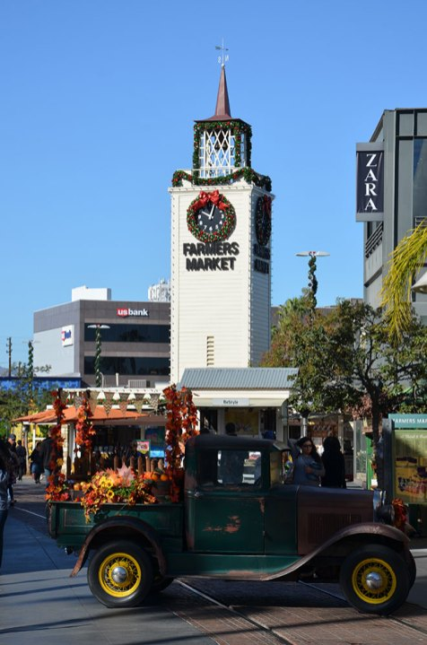 Farmers Market, Los Angeles, USA