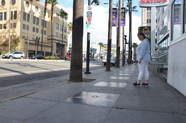 Etoiles de Hollywood Boulevard, Los Angeles