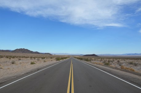 Seuls au monde sur la Route 66