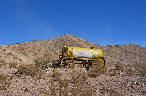 Photo de Calico Ghost Town, Route 66