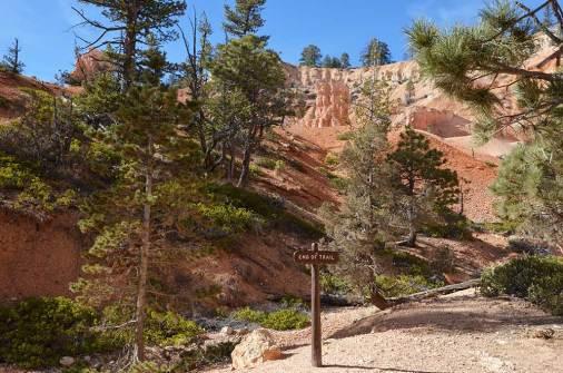 Queens Garden Trail de Bryce Canyon, USA
