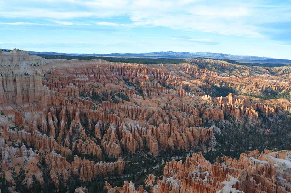 Inspiration Point, Bryce Canyon, USA
