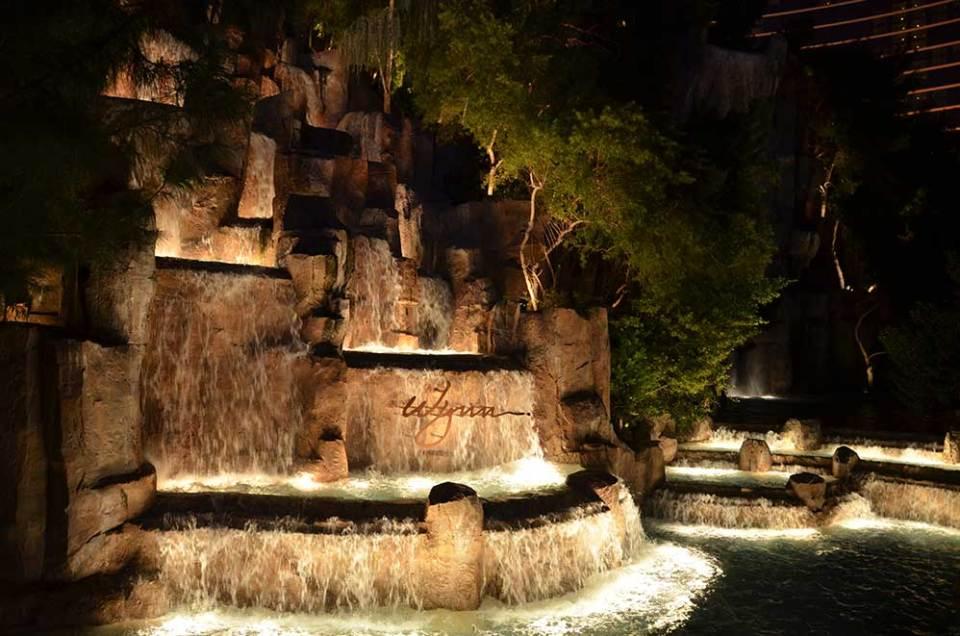 Fontaines du Wynn, Las Vegas