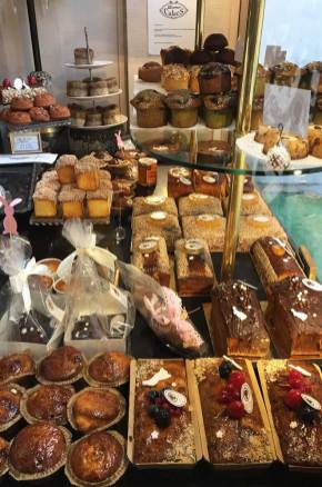 Dames Cakes, Rouen, Normandie