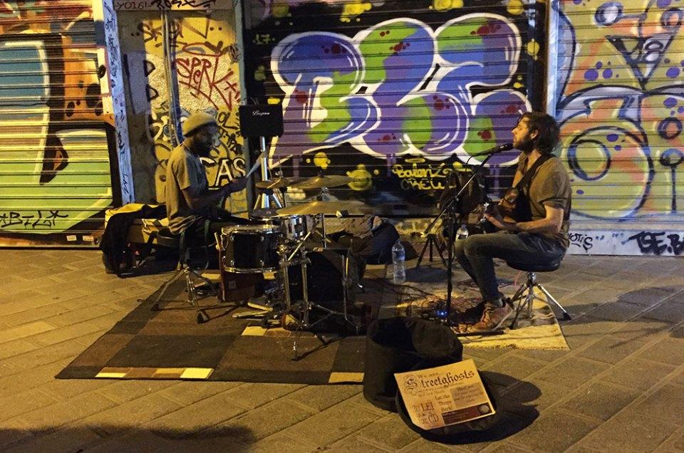 Quartier de Plaka, Athènes, Grèce,