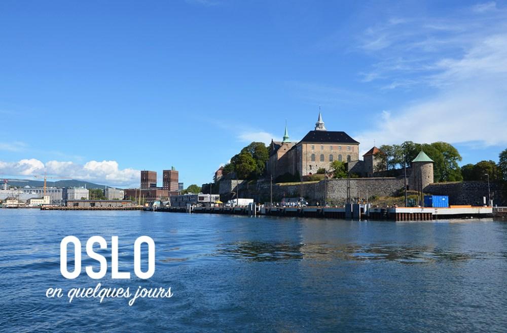 Oslo en quelques jours