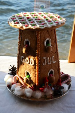 Gâteau God Jul, Stockholm, Suède