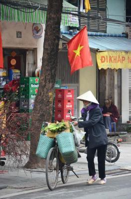 Rue d'Hanoi, Vietnam