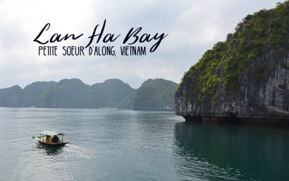 Baie de Lan Ha, Vietnam
