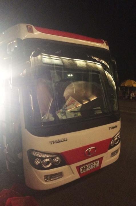 bus du cauchemar, Vietnam