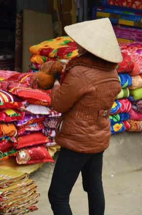Marché de Bac Ha, Vietnam