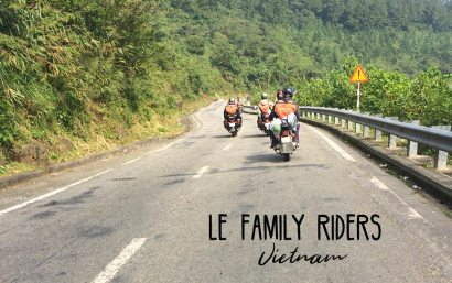 Le Family Riders, Vietnam