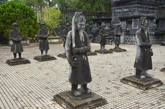 Tombeau de Tu Duc, Hué, Vietnam