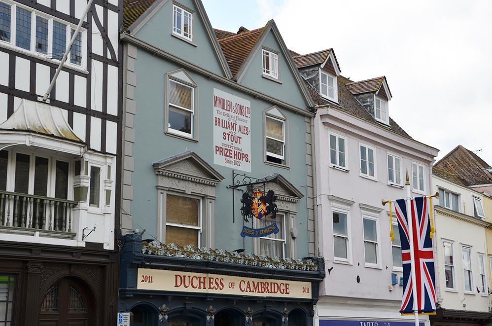 Windsor, campagne anglaise, Royaume-Uni