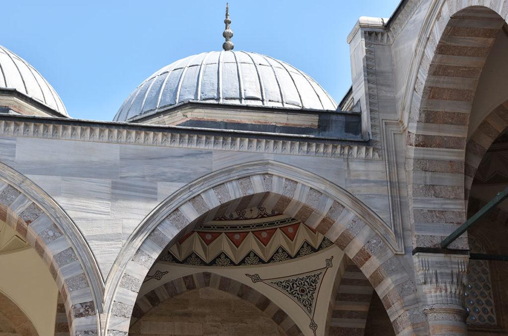 Mosquée Sultanahmet, Istanbul, Turquie