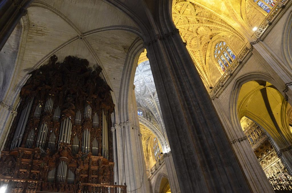 Cathédrale de Séville, Andalousie, Espagne