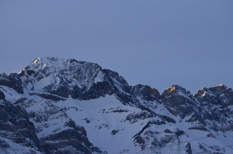 Dents du Midi, Suisse
