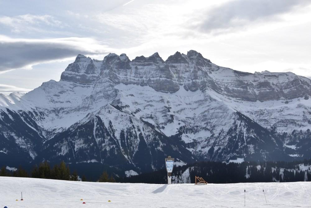Suisse, Région Dents du Midi, Morgins