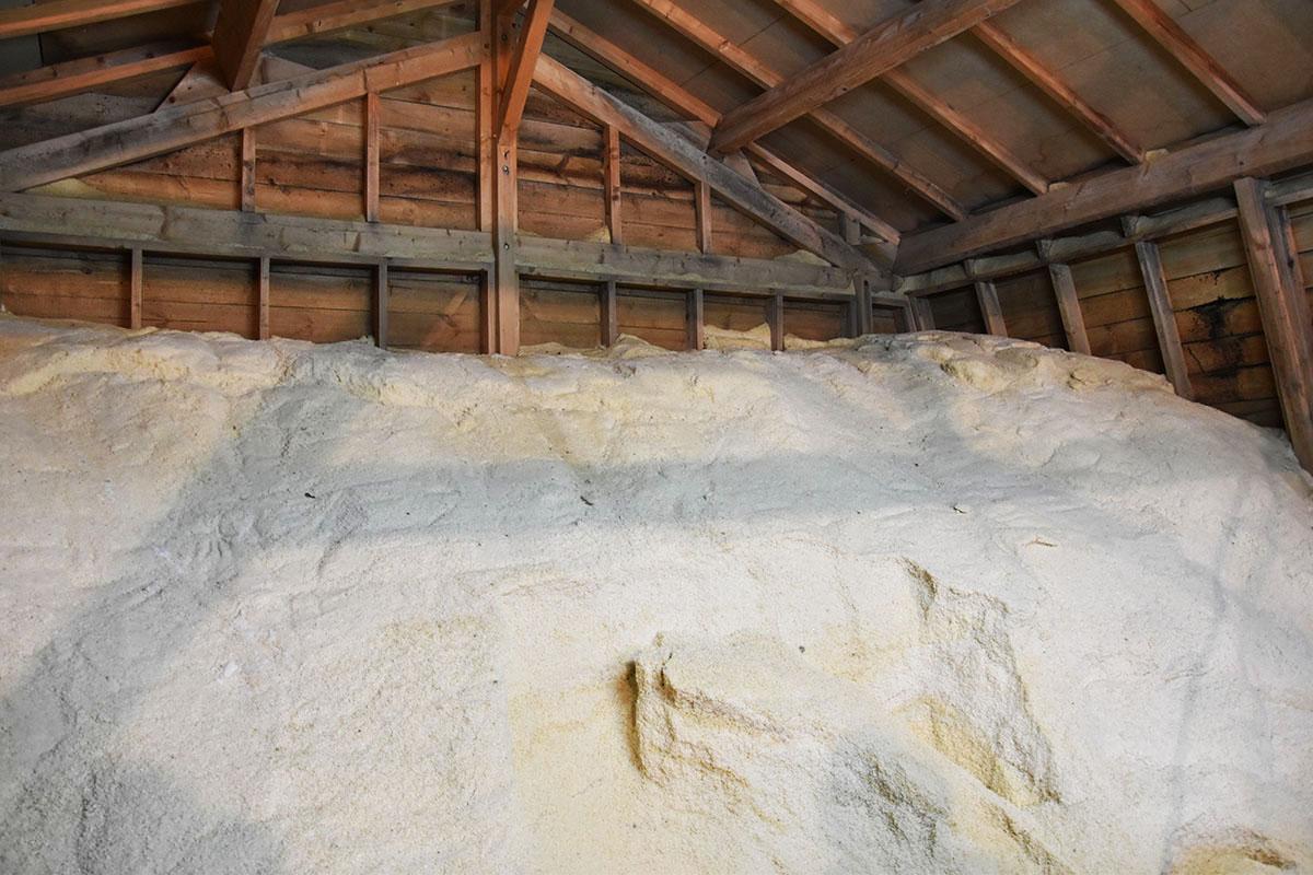 Stock de sel de la Salorge, Ile d'Oléron