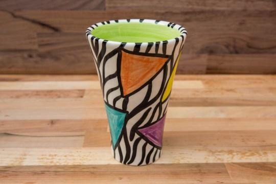 Carnival Safari small vase