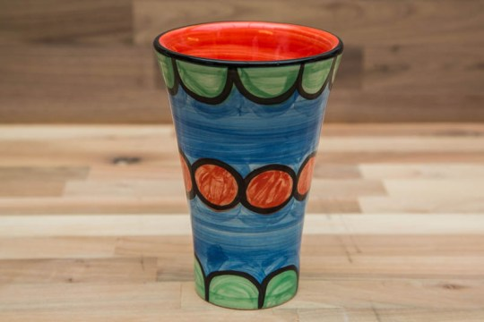 Fruity small vase in Green