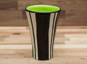 Black & White broad stripe Reckless Designs