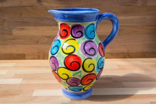 Reckless Rosie small jug