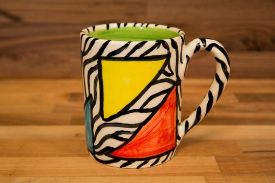 Carnival Safari parallel pint mug