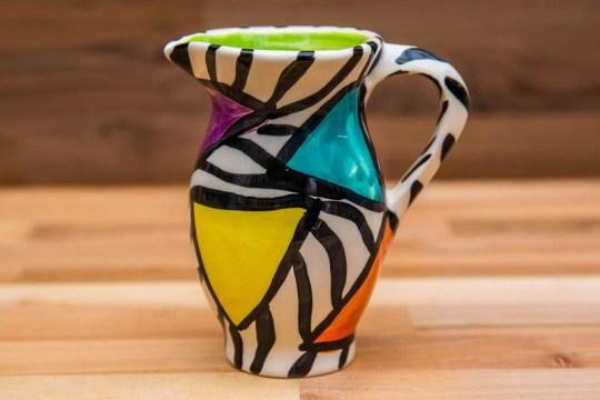 Carnival Safari creamer jug