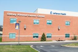 Dr. Rotkowitz recently began a new position at the Sidney Kimmel Cancer Center, Jefferson Health in Washington Township, N.J. Pictured is the facility.