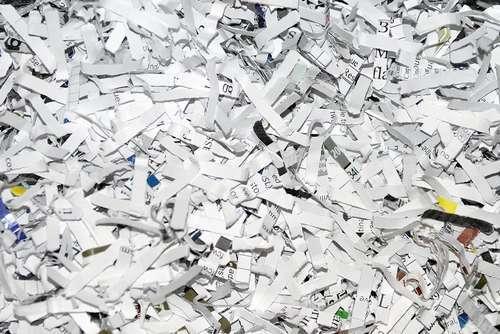reckon concern file shredder image