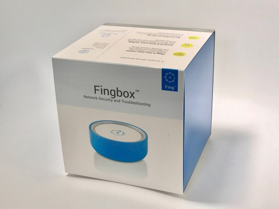 The Fingbox box