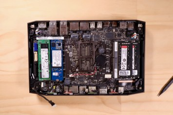 Inside the Intel NUC 8