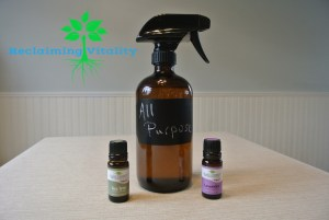 Tea Tree Lavender Cleaner All Purpose
