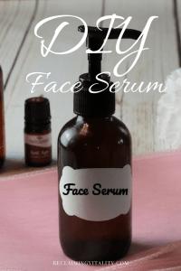 DIY Customized Face Serum