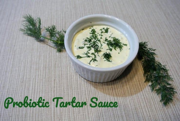 Probiotic Tartar Sauce