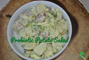 Probiotic Potato Salad