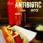are we eating antibiotics every day?
